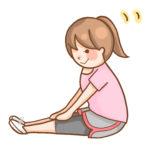 【もも裏がカチカチ】ハムストリングスのストレッチ「脚痩せと骨盤矯正」