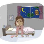 【寝る前に2分間ストレッチ】ラテラルブレスと三日月のポーズ「緊張が解けて睡眠モード」
